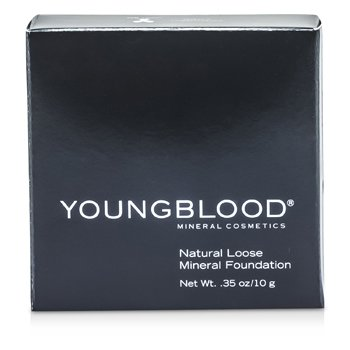 Youngblood Natural Loose Mineral Foundation - Rose Beige