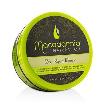 Macadamia Natural Oil Deep Repair Masque (For Dry, Damaged Hair)
