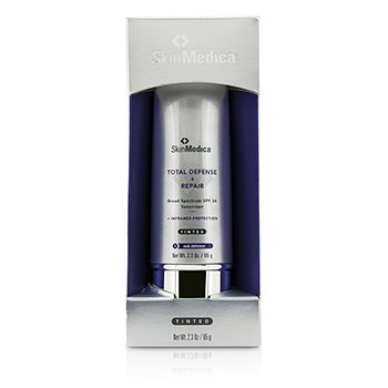 Skin Medica Total Defense + Repair SPF 34 - Tinted