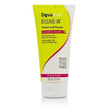 B'Leave-In (Miracle Curl Plumper - Texture & Volume)