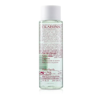 Clarins Water Purify One Step Cleanser w/ Mint Essential Water (For Combination or Oily Skin)