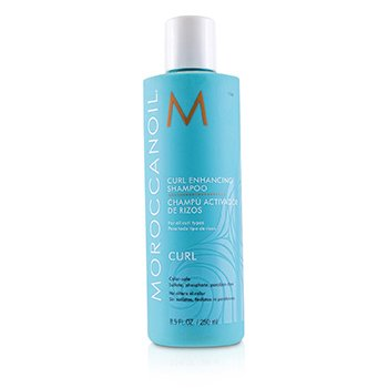 Moroccanoil Curl Enhancing Shampoo (For All Curl Types)