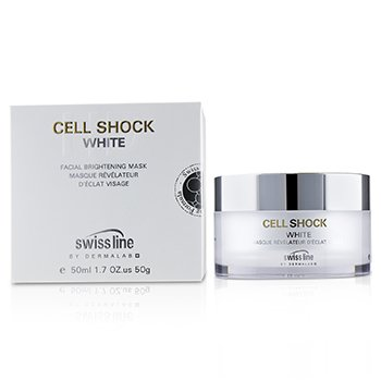 Swissline Cell Shock White Facial Brightening Mask