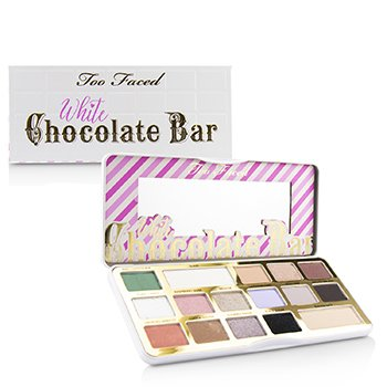 White Chocolate Bar Eye Shadow Palette