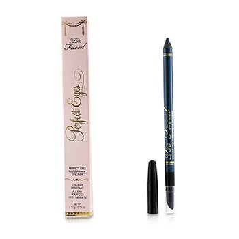 Too Faced Perfect Eyes Waterproof Eyeliner - # Perfect Peacock