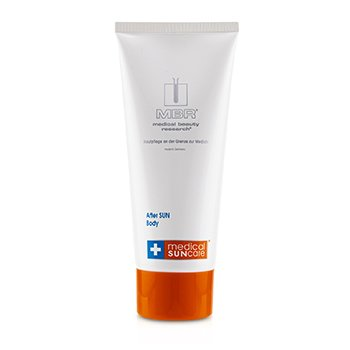 MBR Medical Beauty Research Medical SUNcare After SUN Body