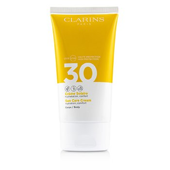 Clarins Sun Care Body Cream SPF 30