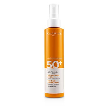Clarins Sun Care Body Lotion Spray SPF 50