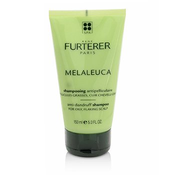Rene Furterer Melaleuca Anti-Dandruff Ritual Anti-Dandruff Shampoo - For Dry, Flaking Scalp (Box Slightly Damaged)