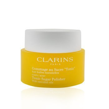 Clarins Tonic Sugar Body Polisher