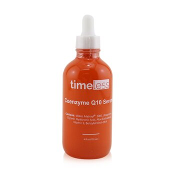 Timeless Skin Care Coenzyme Q10 Serum + Matrixyl 3000 + Hyaluronic Acid (Refill)