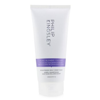 Philip Kingsley Pure Blonde/ Silver Brightening Daily Conditioner