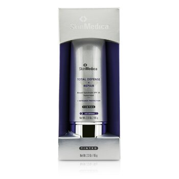 Skin Medica Total Defense + Repair SPF 34 - Tinted (Exp. Date: 08/2021)